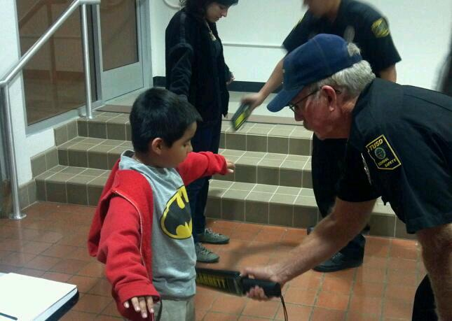 Search and Seizure in Schools