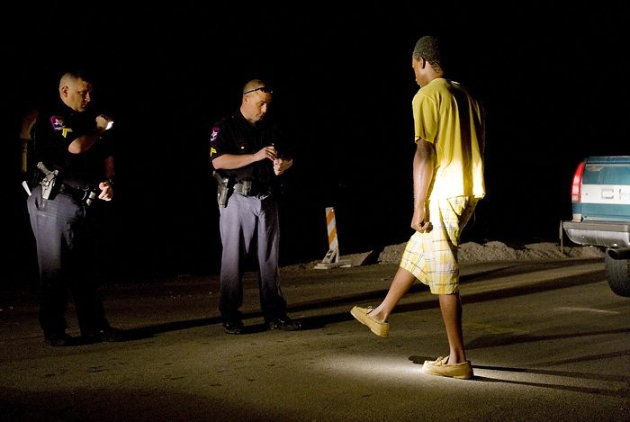 Field-Sobriety-Test