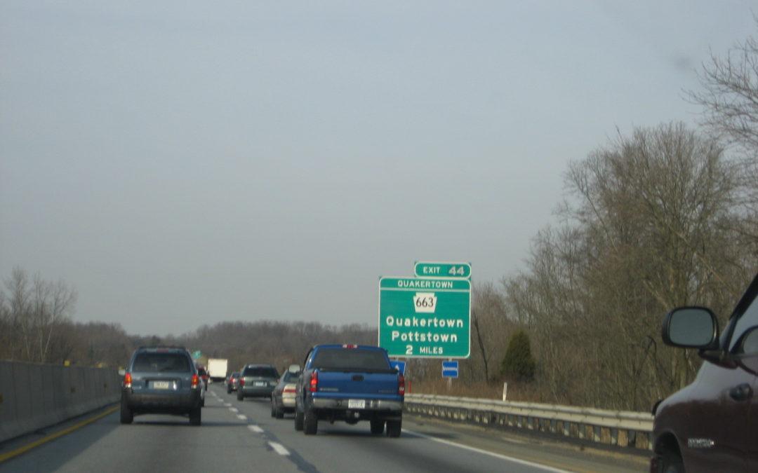 speeding ticket in pennsylvania